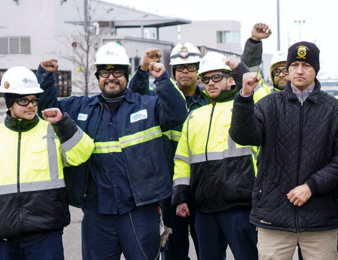 Sims Recycling Plant Workers Vote to Join Teamsters | New
