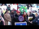 NYC Paid Sick Day Rally 1-18-12